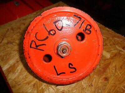 Kubota Rc60-71b Deck. Left Side Mower Deck Mandrel Assembly