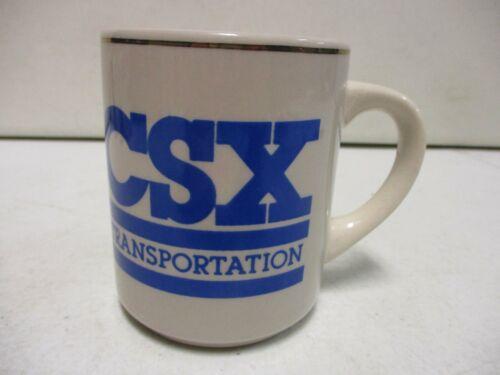 CSX Train Ceramic Coffee Mug 7/23