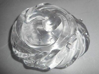Slime 4Oz Crystal Clear Liquid Glass Putty  Kids Toy Fidget