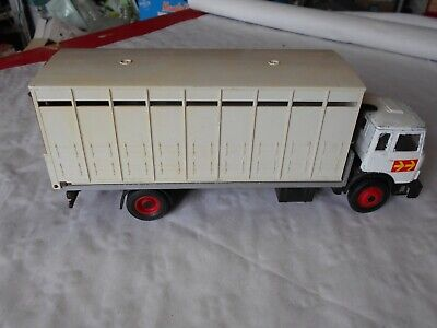 Vintage Britains farm lorry magrius deutz iveco cattle truck for sale  Shipping to Ireland