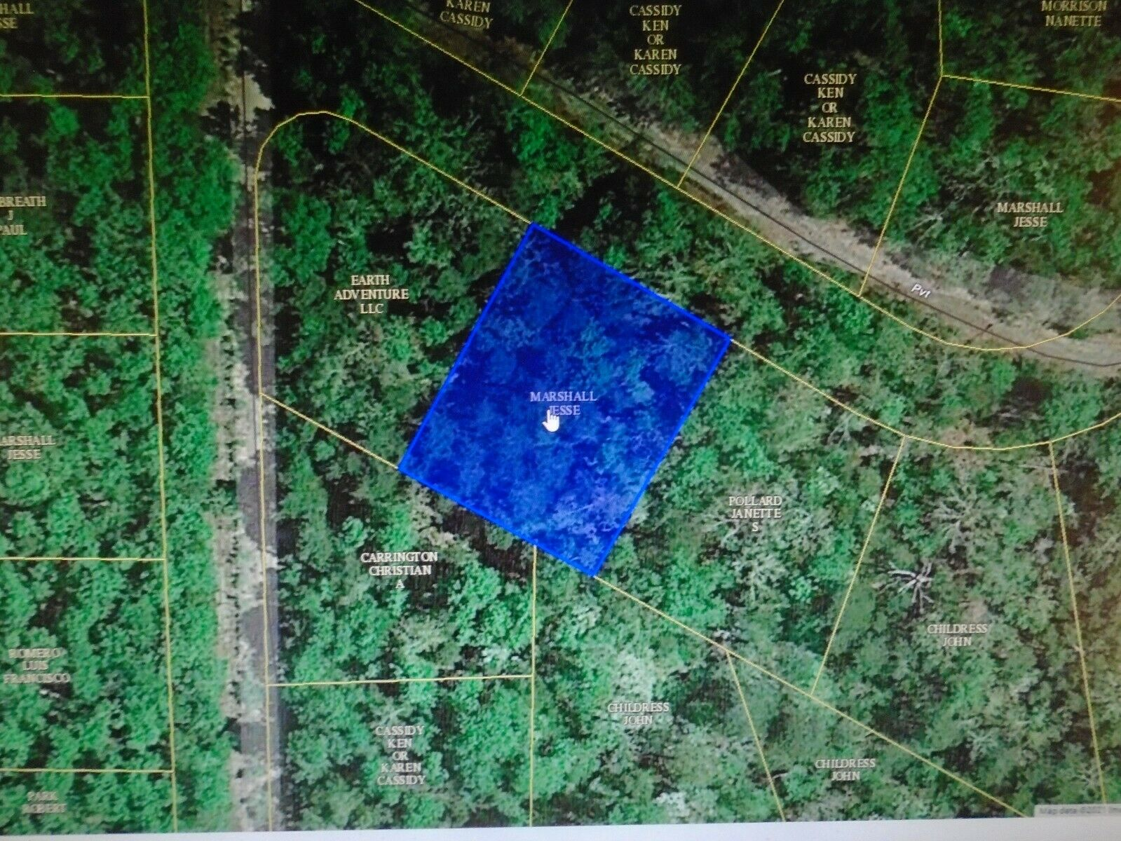9919 Sq Ft .2277 Acre Briarcliff, AR- 1/2 Mile To Norfork Lake POWER CLOSE BY  - $1.00