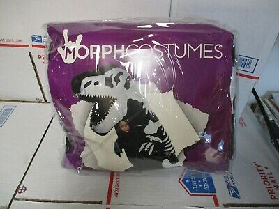 MORPHCOSTUMES KIDS GIANT SKELTON T-REX KIDS ONE SIZE NEW FAST / FREE SHIPPING