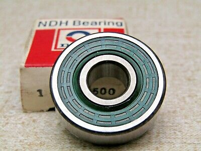 Ndh Delco Z99500 Sealed Ball Bearing 10mm X 30mm X 9mm - 6200 -2rs