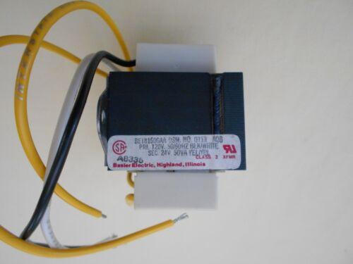 Basler Electric Transformer BE18150GAA 120V 50/60 HZ SEC 24V 50VA