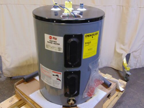 Rheem Manufacturing 30 Gallon Electric Hot Water Heater 240 Volt 3 Phase 6,000 W