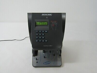 Schlage Handpunch 1000e- Biometric Hand Recognition Time Clock