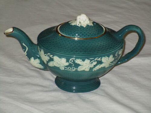 Vintage Wade England  Green  Teapot