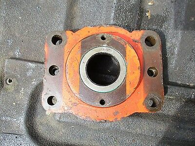 1965 Case 830 Diesel Comfort King Farm Tractor Pto Housing Flange Free Ship
