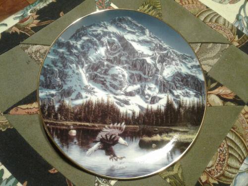 Danbury Mint Porcelain Plate