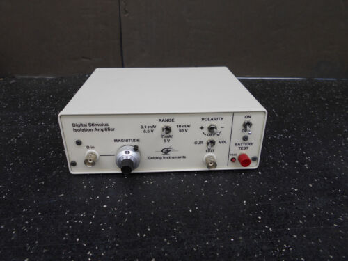 GETTING INSTRUMENTS BJN8-9V1 DIGITAL STIMULUS ISOLATION AMPLIFIER