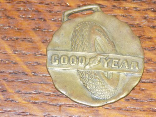 Vintage Good Year Tire Watch Fob
