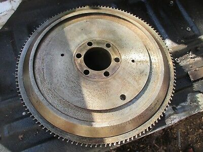 1964 Ford 5000 Diesel Farm Tractor Flywheel Free Shipping
