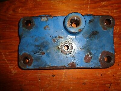 Ford Tractor 601-641-801-841-861 Hydraulic Top Cover Valve Replacement Plate