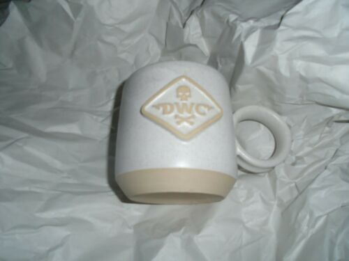 DEATH WISH COFFEE STORE EXCLUSIVE GREY FOX MUG WHITE 32/500 RARE