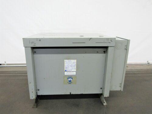 Acme 30 KVA, 3 Phase Transformer, 480/240, ID# E-005