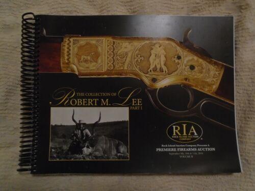 Rock Island Auction Co. RIA Firearms Auction Catalog Sep 2016 - Volume II
