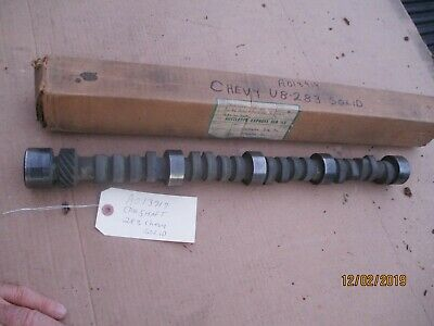 Solid lifter Camshaft 1957 - 1967 Chevy  283 V8  NOS # 836686 58 59 60 61 62