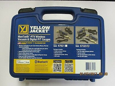 Yellow Jacket - Mantooth Ptv Dual With Side Grip - 67023