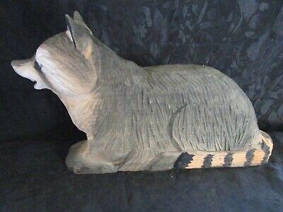 Raccoon Figurine  for sale  Eastview