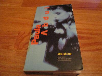 1989 PAULA ABDUL Straight Up Music Videos + Rare Documentary & Interview Footage