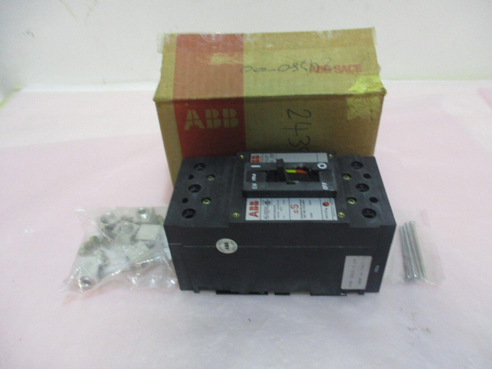 ABB QSB23175L, Circuit Breaker, 240V, 175A, 3 Pole 416375