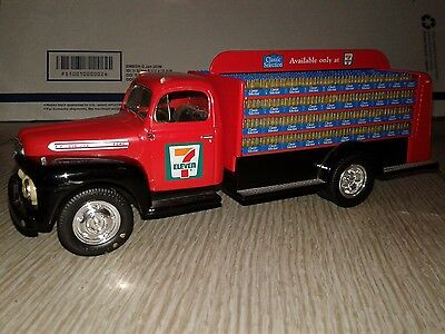 First Gear 1951 Ford Bottlers Truck 7 Eleven 7 11 Classic Selection
