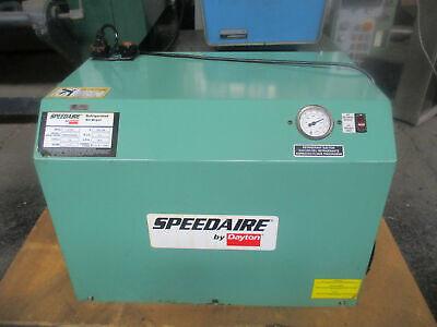 Dayton Speedaire 1lyn5 Refrigerated Air Dryer 120 Vac 14 Hppartsfinaldeal