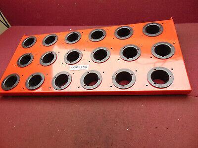 Haas Cnc Lista 40 Taper Tool Trays Loc9259