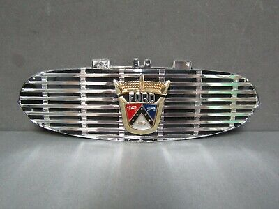 58 Ford hood scoop emblem Galaxie Fairlane Ranchero
