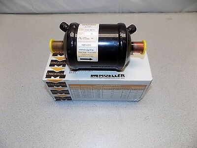 New Mueller Suction In Line Filter Drier A 17227 58 Solder Cfc Hcfc Hfc R134 Ac