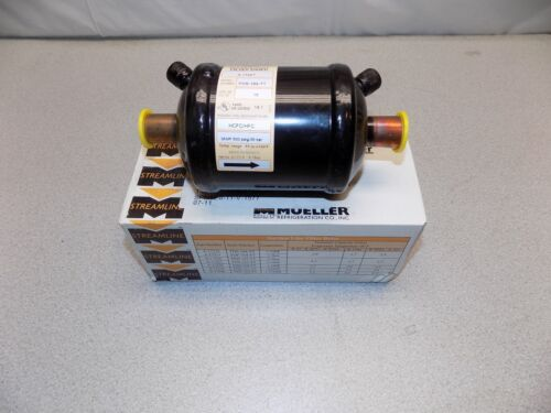New Mueller Suction In Line Filter Drier A 17227 5/8 Solder CFC HCFC HFC R134 AC