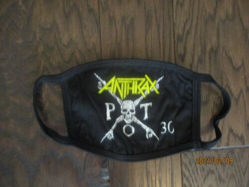 NEW ANTHRAX MASK