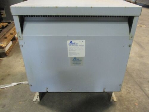 ACME T-3-53312-3S, 30 KVA, 3 Phase, 480 X 120/208 Volt Transformer, (NS)- T219