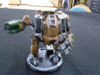 =Mechwarrior SWORDSWORN Cyndi Rhodes 128 Po II Heavy Tank with dossier 21 =