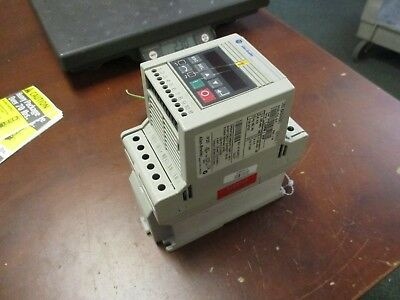 Allen-bradley Analog Speed Controller 160-ba04nsf1 2hp Ser. C Used