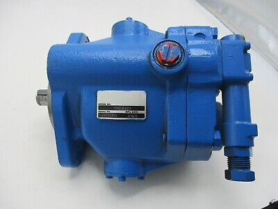New Vickers F3pvb10bs41c12 Replacement Piston Pump Mfg Date 31617