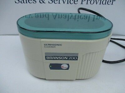 Branson B200 Ultrasonic Cleaner 120v