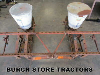 3 Point Hitch 2 Row Cole Corn - Seed Planter
