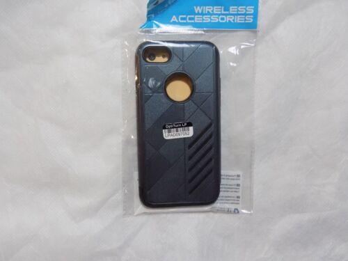 Walvodesign Sporting Theme Motion Hybrid Case: Iphone 7 - Black/navy