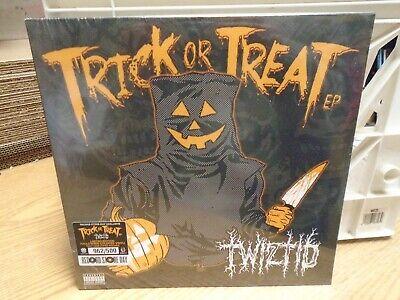 Twiztid Trick or Treat NEW 10 Inch RSD 2019 Halloween Orange Colored vinyl (Halloween 2019 Musik)