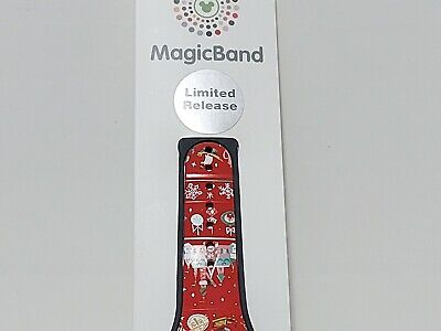 Disney World Parks Holiday Sweater Limited Release MagicBand Magic Band NEW