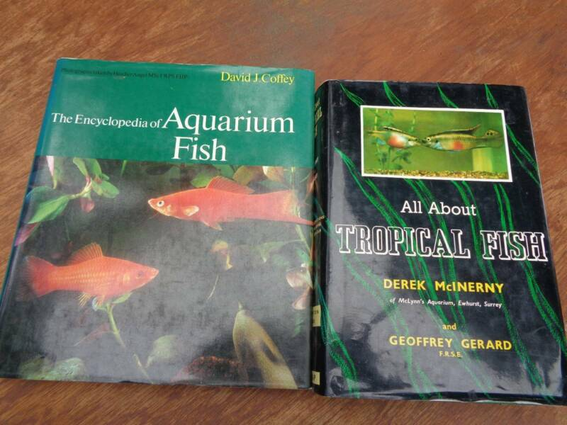 How To Keep Tropical Fish  2 x BOOKS | Nonfiction Books | Gumtree