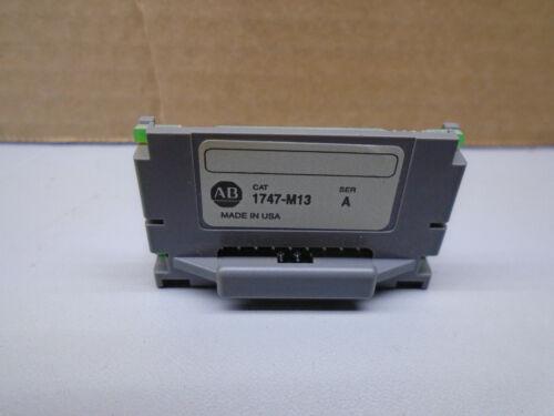 1747-M13 Allen Bradley SLC 500 Memory Module 1747M13   N345