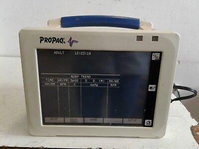 Welch Allyn Propaq Model 242 Patient Monitor