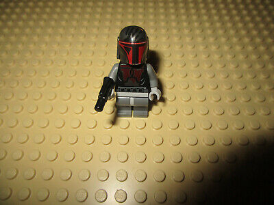 Lego Star Wars Red Death Watch Trooper Minifigure