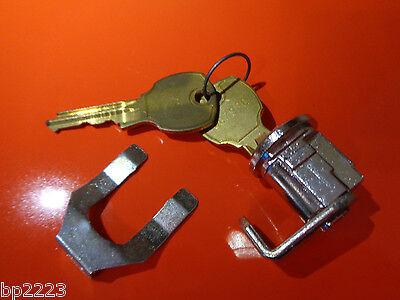 National C8722 Mail Box Lock Keys 5-pin Tumbler Dura Steel Fc722 New