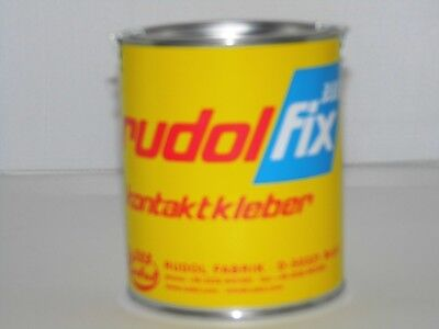 für Leder Gummi Filz Schaumstoff Dose 640g Kontaktkleber (Kleber Schaumstoff)