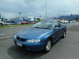 Holden Commodore  Manual Ute EASY FINANCE