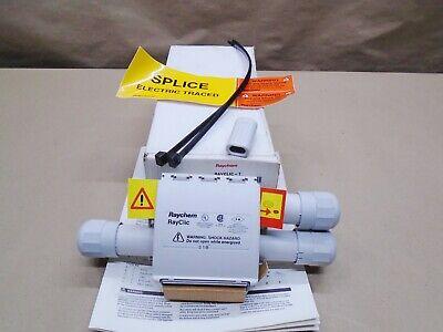 New Raychem Rayclic-t Tee And End Seal Kit 014023-000