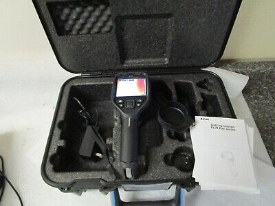 Flir E40 Infrared Thermal Imaging Camera Battery Case - Excellent Condition